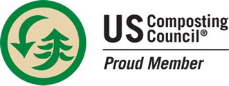 U.S. Composting Council - Proud Member - I'm a Soilbuilder