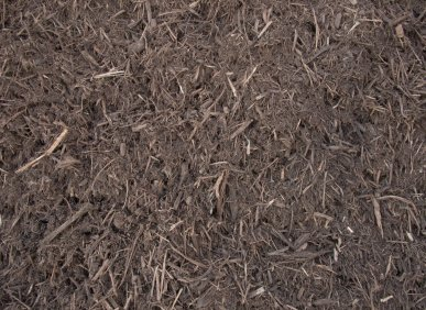 Hardwood bark mulch Thelin Recycling
